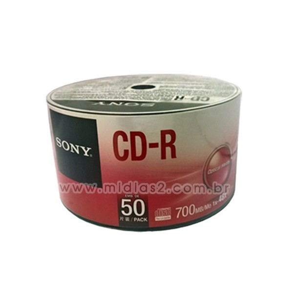 CD-R SONY 700MB