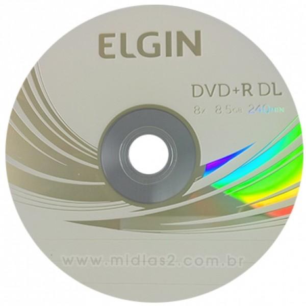 DVD+R DL ELGIN 8.5GB
