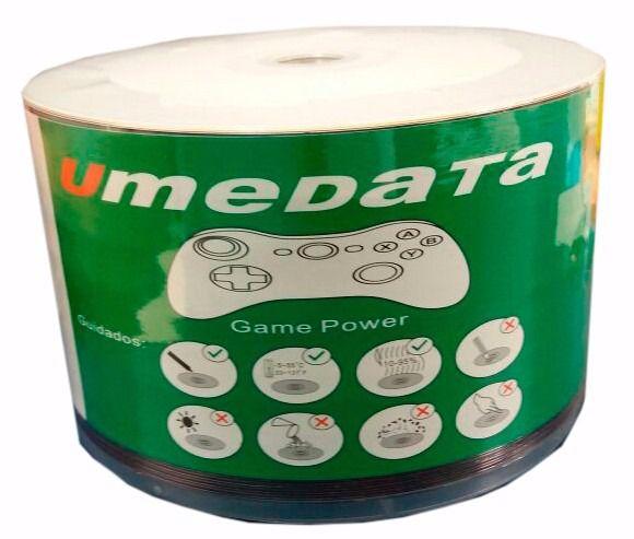 DVD+R DL UMEDATA 8.5GB PRINTABLE 8X