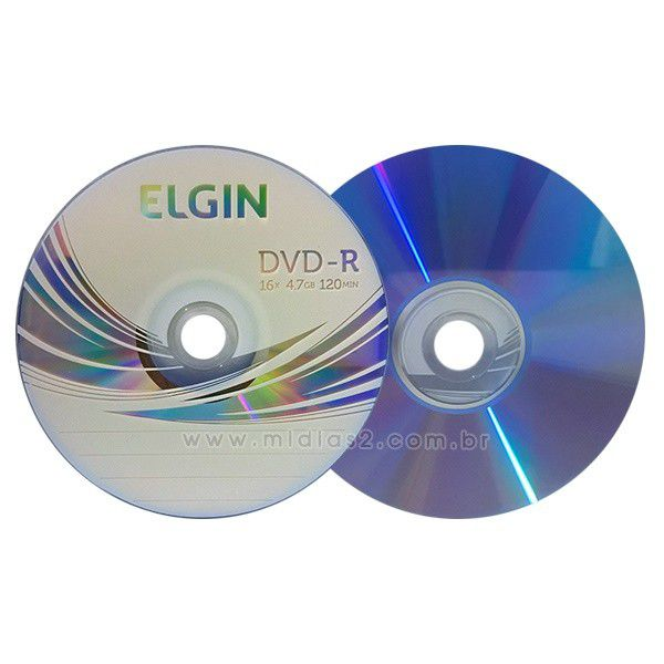 DVD-R ELGIN 4.7GB 16X