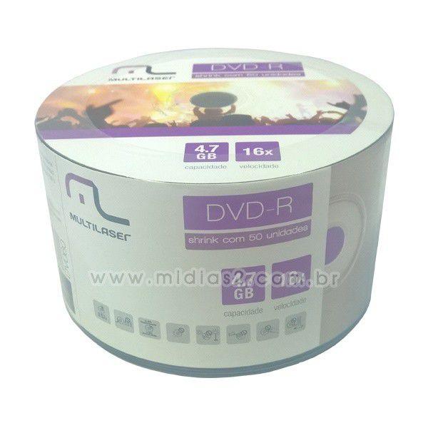 DVD-R MULTILASER 4.7GB