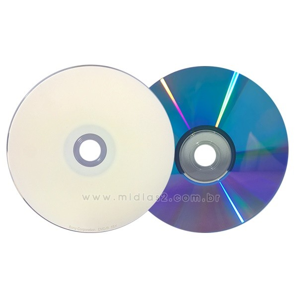 DVD-R SONY 4.7GB 16X PRINTABLE