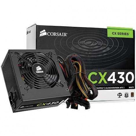 FONTE ATX CX430 CP-9020046-WW - CORSAIR