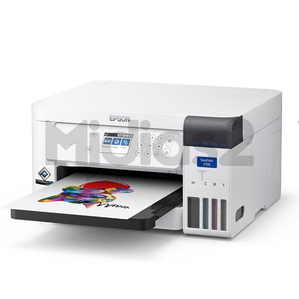 Impressora Para Sublimação Surecolor F170 A4 C11CJ80202 - Epson