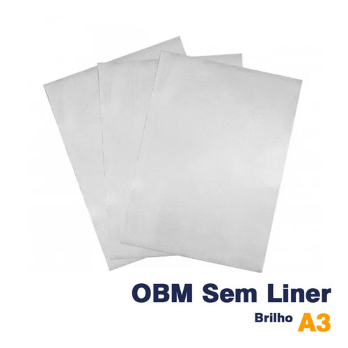 OBM A3 BRILHO SEM LINER