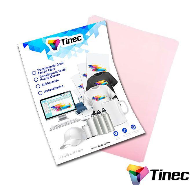 PAPEL A4 SUBLIMÁTICO 100G COM 100 FLS - TINEC