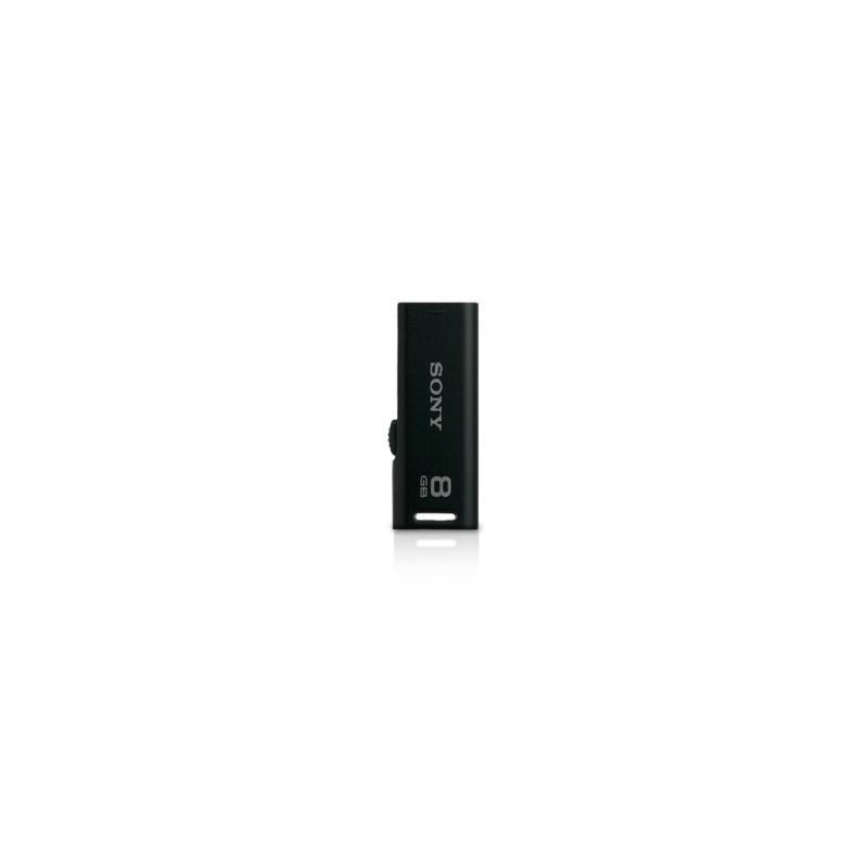 PEN DRIVE USM8GRA/BB BR 8GB PRETO - SONY