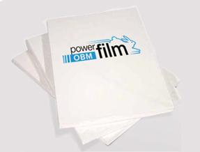 POWER FILM OBM A4 FOSCO SEM LINER