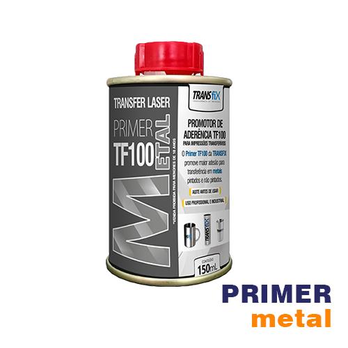 PRIMER TF100 PARA METAL 150ML - TRANSFIX