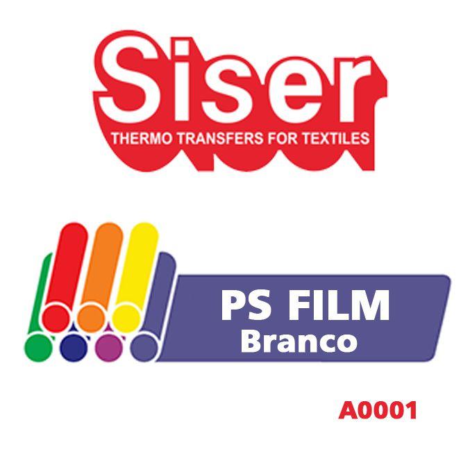 PS FILME BRANCO 50X50 CM A0001 - SISER