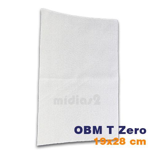 TRANSFER OBM TOQUE ZERO 19X28 CM A4 - 1 FL