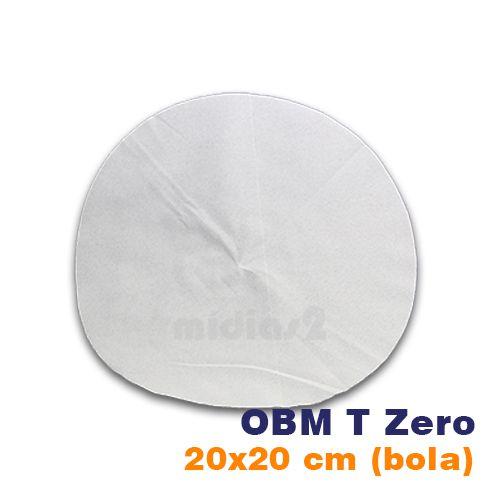 TRANSFER OBM TOQUE ZERO 20X20 CM REDONDO - 1 FL