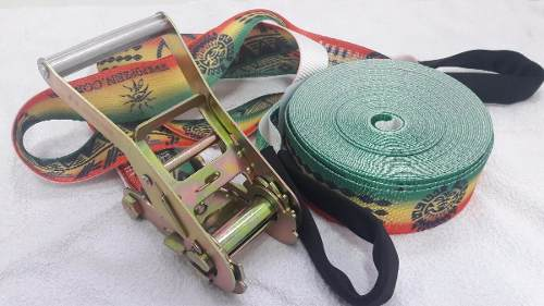 Kit Slackline 15 Metros - Reggae