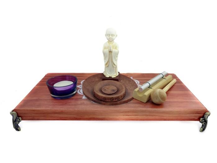 Altar de Madeira Combo Mandala 1
