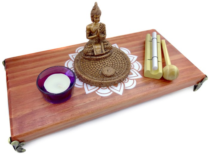 Altar de Madeira Combo Mandala 2