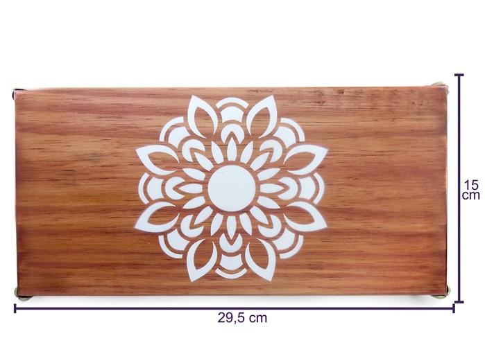 Altar de Madeira Mandala