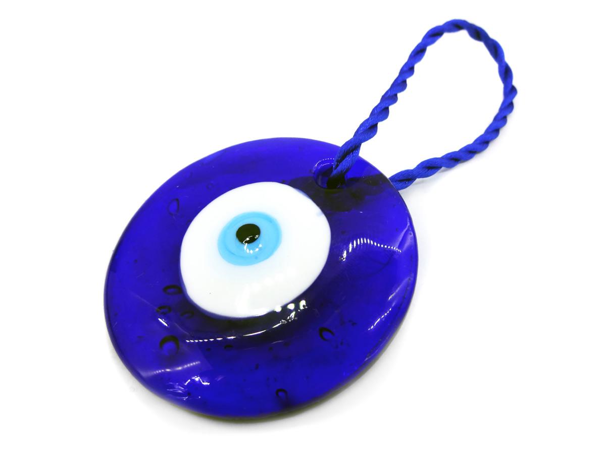 Amuleto Olho Grego Ou Olho Turco Grande
