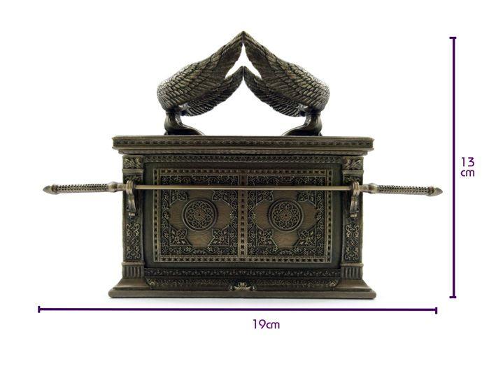 Arca da Aliança By Veronese 13 x 19 cm Resina
