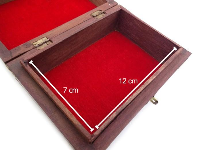Caixa Porta Baralho MDF 15 cm Pequena