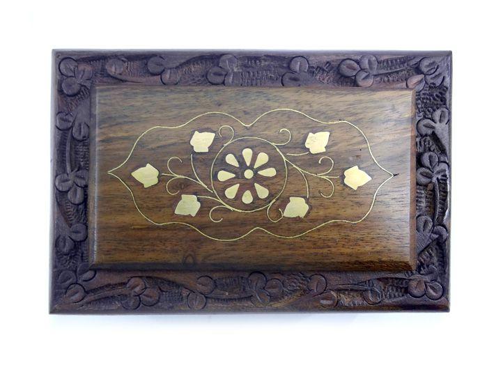 Porta Baralho ou Tarot - 15 x 10 cm