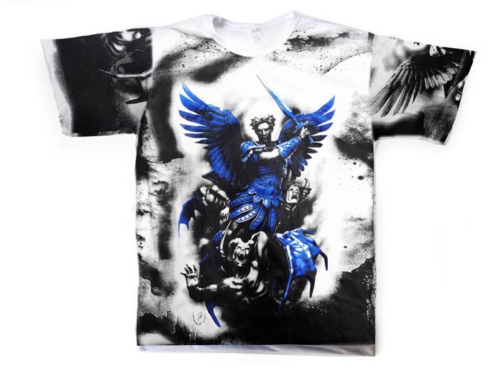 Camiseta Arcanjo Miguel