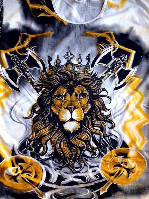 Camiseta Grande Leão Unissex