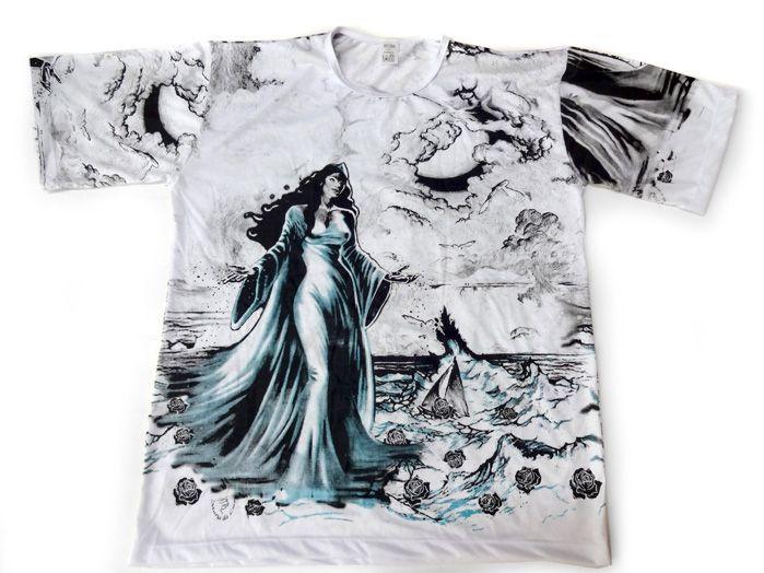 Camiseta Iemanjá Unissex