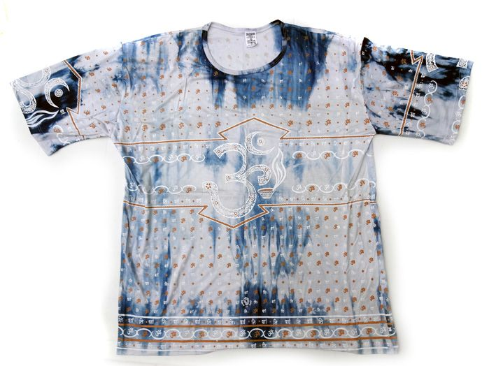 Camiseta Indiana OM - Branco G