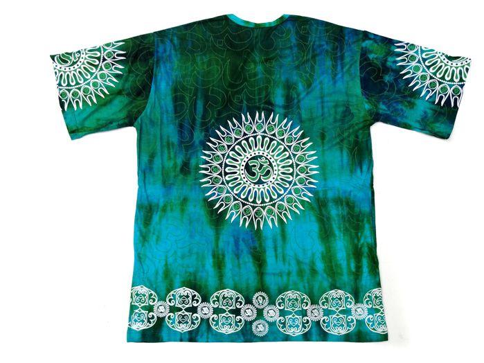Camiseta OM Indiana - Verde M