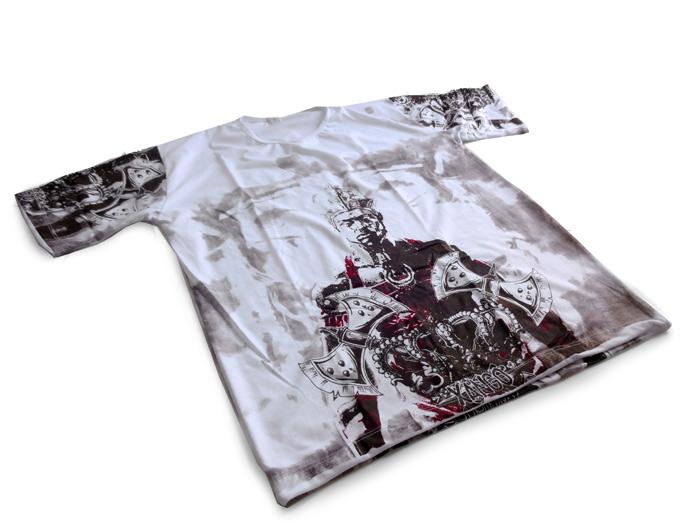 Camiseta Orixá Xango Unissex