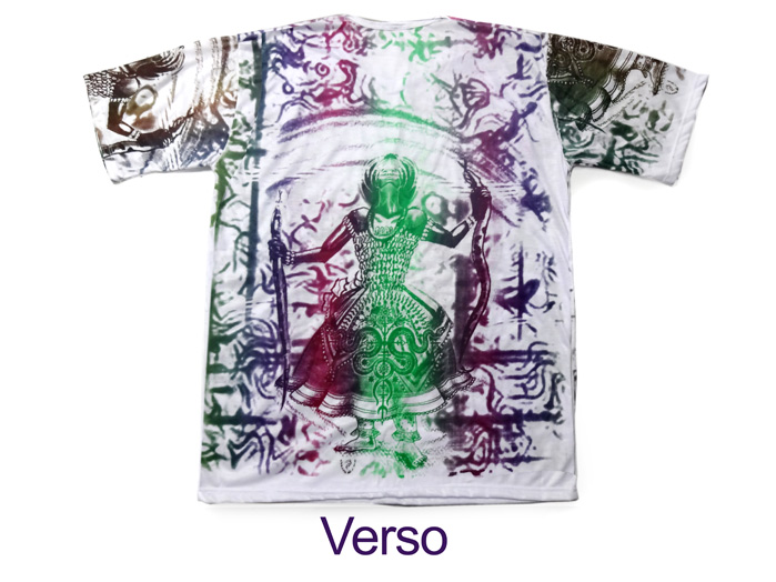 Camiseta Unissex Exu Maré