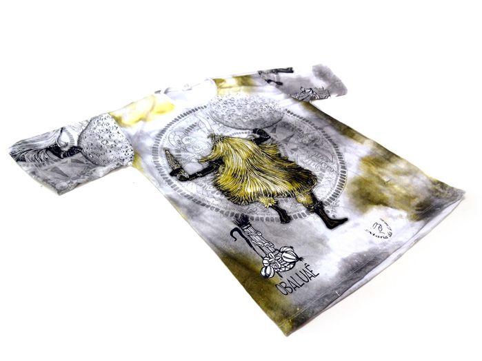 Camiseta Unissex Omolu