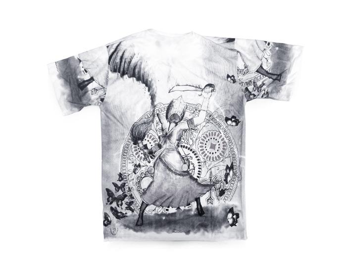 Camiseta Unissex Orixa Iansã