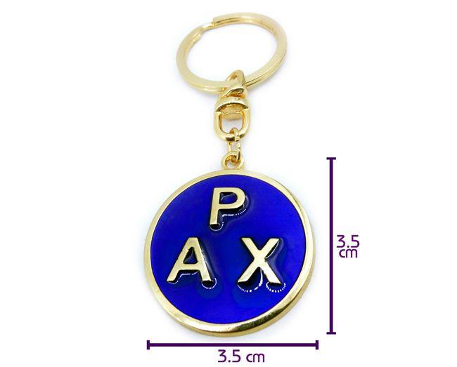 Chaveiro  Pax