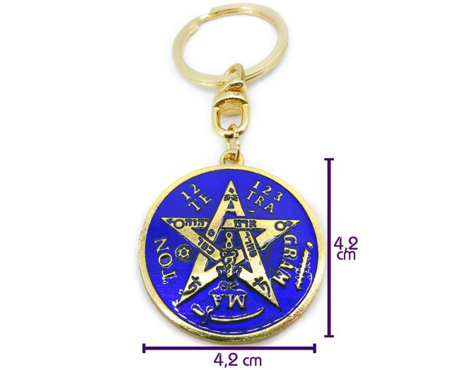Chaveiro Tetragrammaton