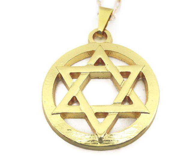 Colar Hexagrama - Estrela de Davi