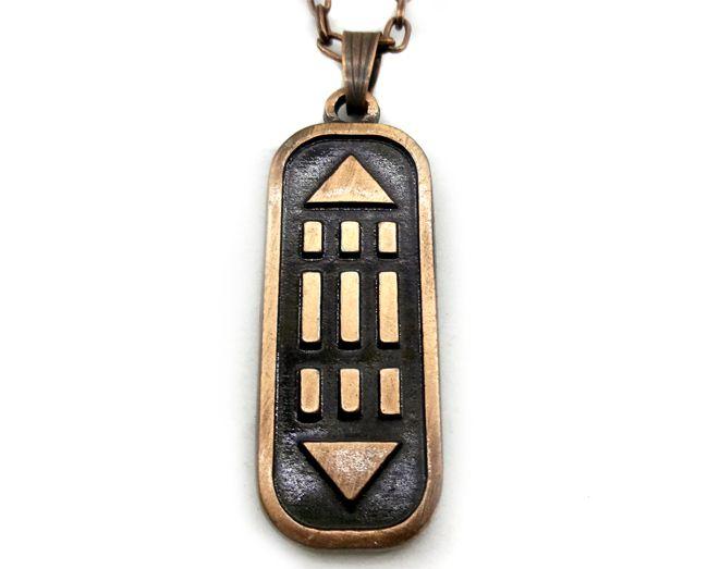 Colar Símbolo Luxor