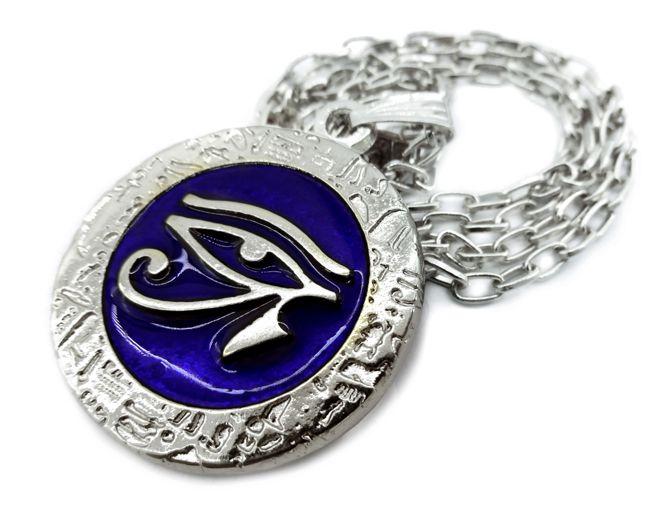 Colar Olho de Horús Simbolo Egípcio