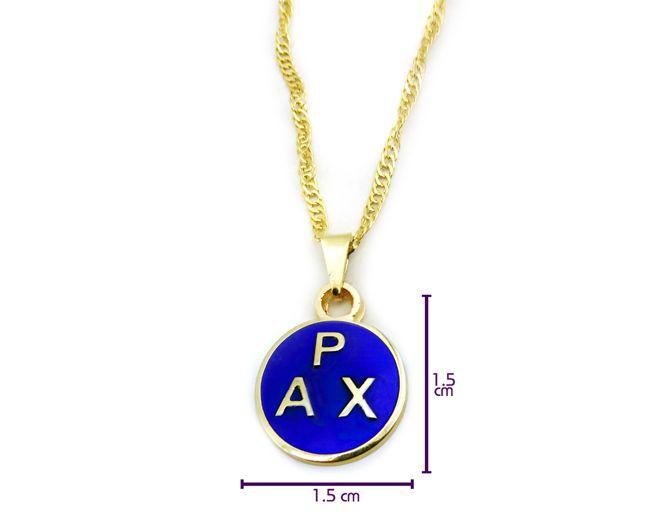 Colar Pax