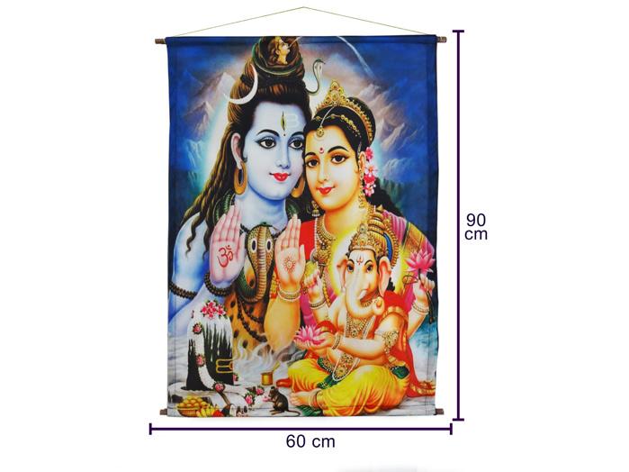 Flâmula Decorativa Deuses