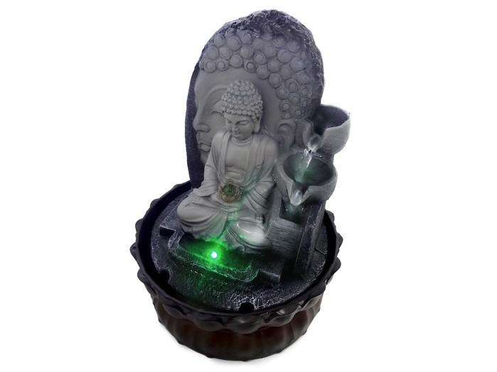 Fonte Buda Meditação 27 cm
