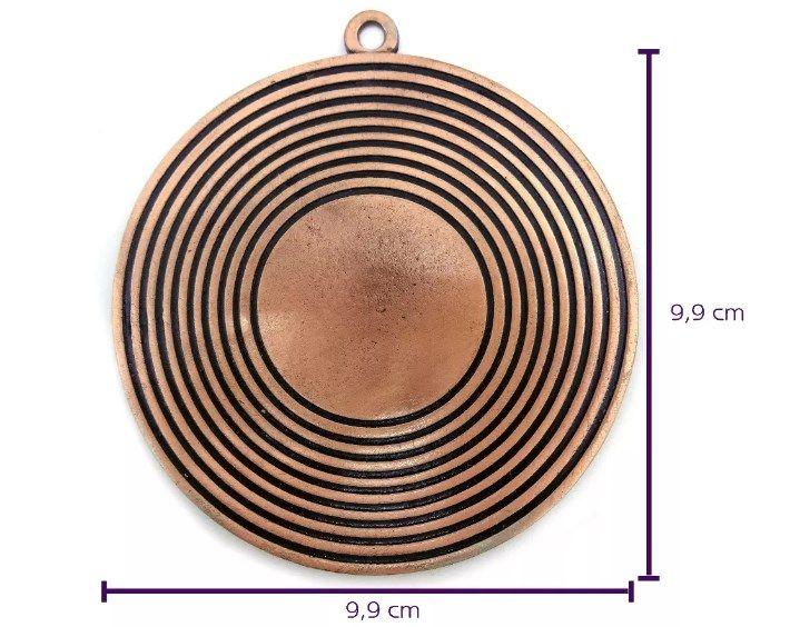 Gráfico 9 Círculos Radiestesia 10 cm