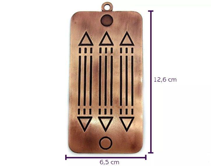 Gráfico Radiestesia Símbolo Luxor