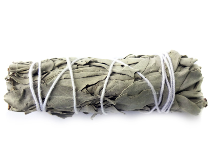 Incenso de Salvia Branca 11 cm 30 grs