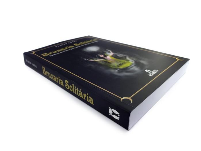 Livro Bruxaria Solitaria Práticas da Wicca para Guiar seu Próprio Caminho