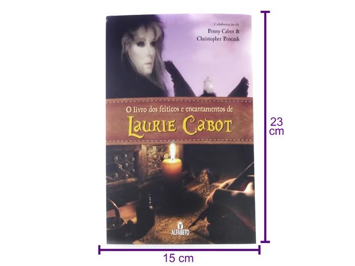 Livro dos Feitiços e Encantamentos de Laurie Cabot