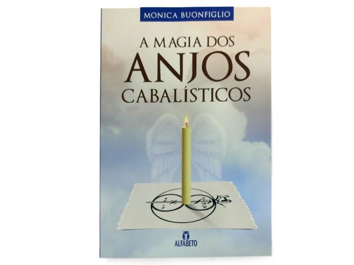 Livro Magia dos Anjos Cabalísticos