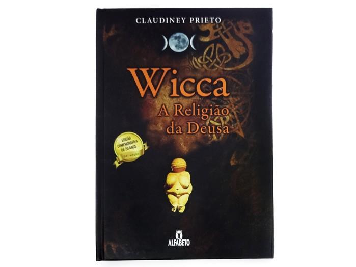 Livro Wicca a Religião da Deusa