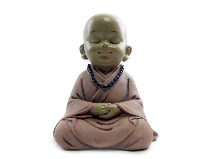 Monge Meditando 10 cm
