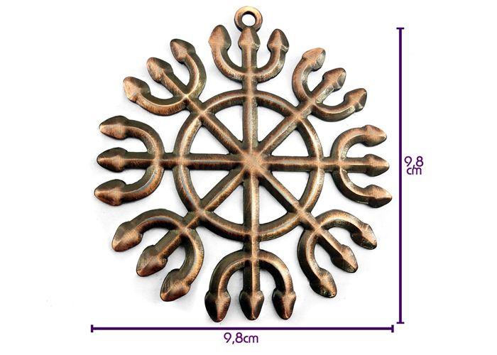 Pantáculo Devadatta Radiestesia 10cm